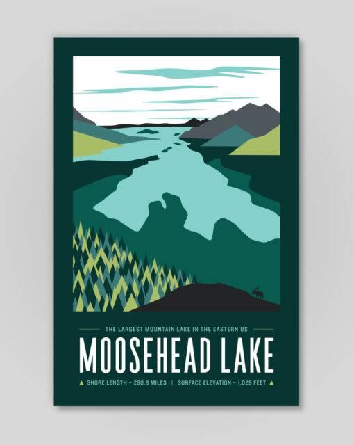 Sperry General Store - Poster - Moosehead Lake