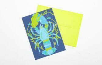Festive Fish - Assorted Card Set