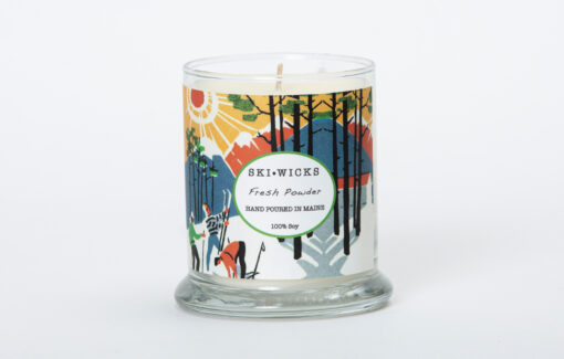 Seawicks Candle Company - Ski Wicks Fresh Powder
