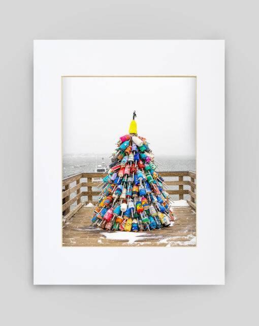 Wells Buoy Tree Print
