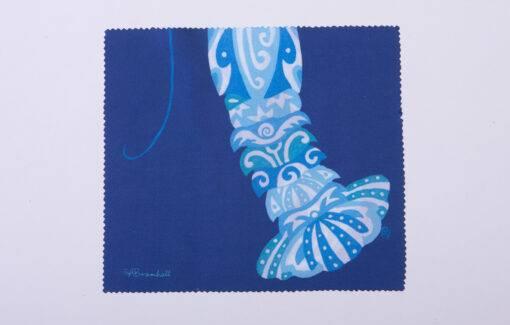 Festive Fish - Microfiber Cloth - Maori Lobster