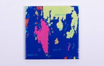 Festive Fish - Trivet - Boothbay Chart