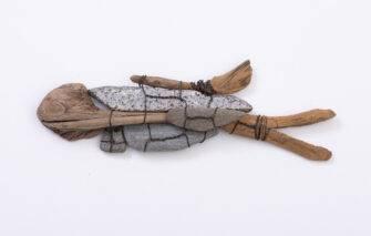 Julia M. Doughty - Baby Minnow Sculpture