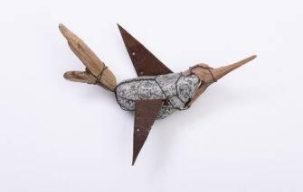 Julia M. Doughty - Barn Swallow Sculpture