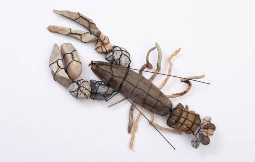 Julia M. Doughty - Undercover Lobster Sculpture