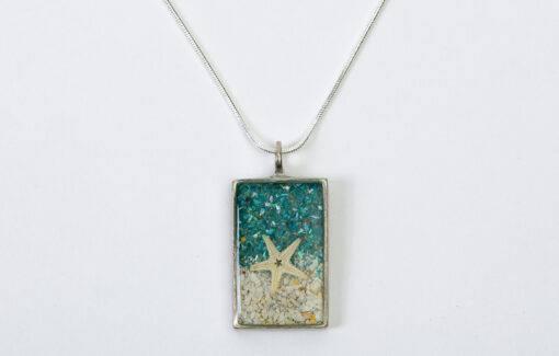 Maine Shellware - Oceanscape Necklace