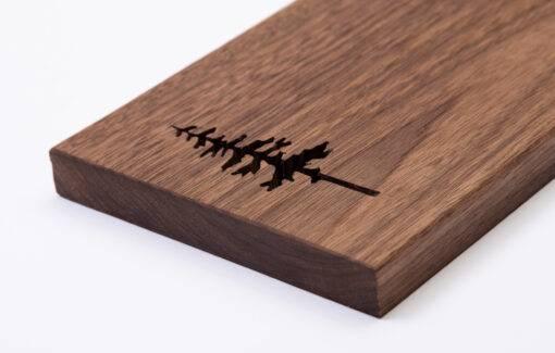 ReclaiMEd Sign Co. - Grazing Board - Walnut Maine Spruce
