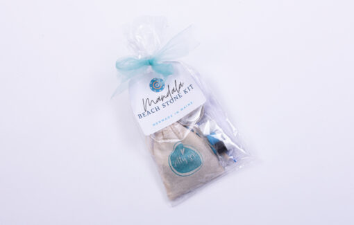 Salty Girl - Mandala Beach Stone Kit
