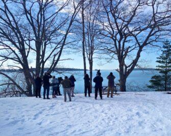 Winter Waterbirds Workshop
