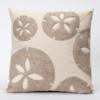 Maine Island Designs - Pillow - Sand Dollar Throw