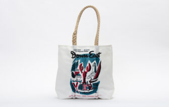 Seabags - Down East Magazine Cover Tote - March 1963