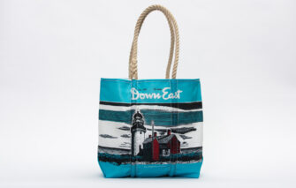 Seabags - Down East Magazine Cover Tote - May 1965