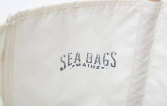 Seabags Tote Logo Stamp