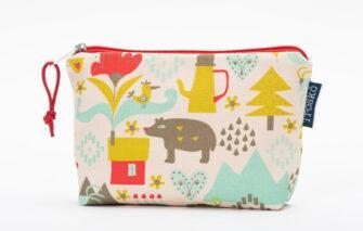 Trosko Design - Holiday in the Woods - Zippie Bag
